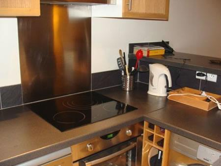 Kitchen In Apartment Rental In Paris
