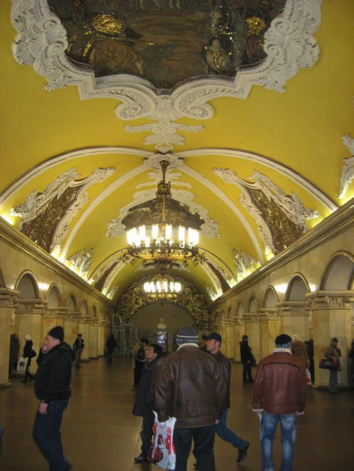 How To Travel Independently In Russia