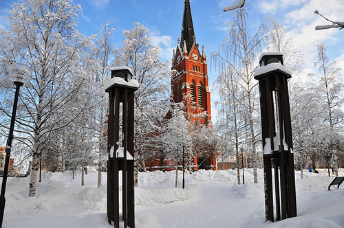 Off season travel in Scandinavia