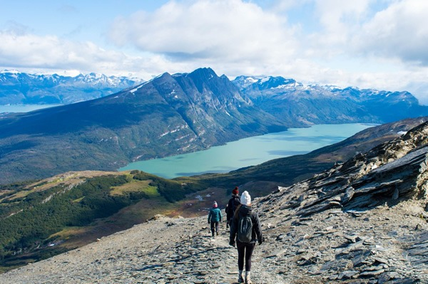 Small group travel: Trekking in Tierra del Fuego National Park