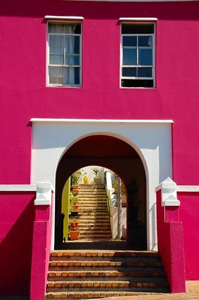 House in picturesque Bo-Kaap
