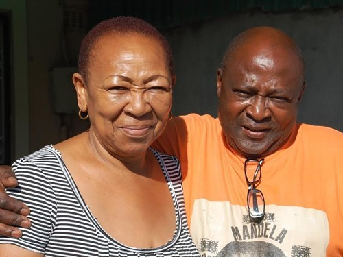 Xhosa hosts in Gugulethu Township