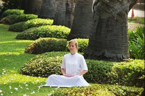 Buddhist Meditation Retreat in Southern Thailand
