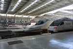 Bullet trains in Spain