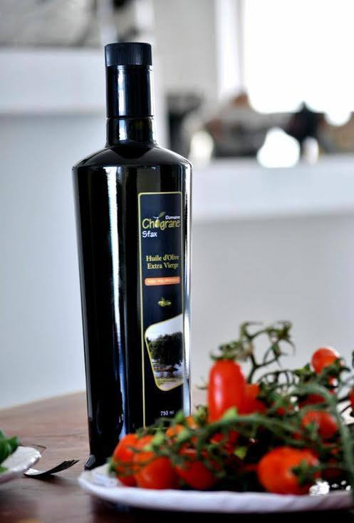 Excellent olive oil from the Chograne estate