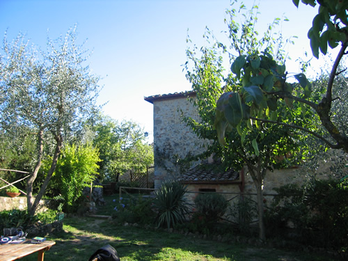 Agriturismo in Italy
