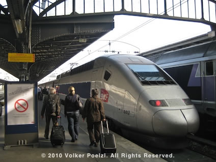 Budget Train Travel in Europe