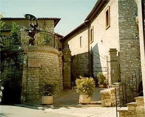 Saint Anthony's Guest House, Assisi, Italy