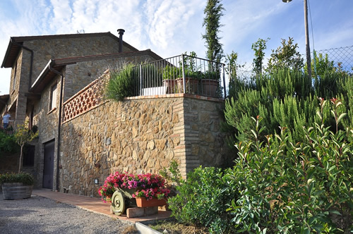 Vacation home rentals in italy transitions abroad for Italian country homes