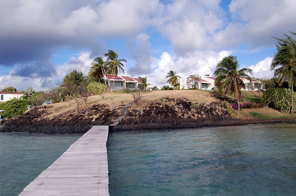Houses in Martinique