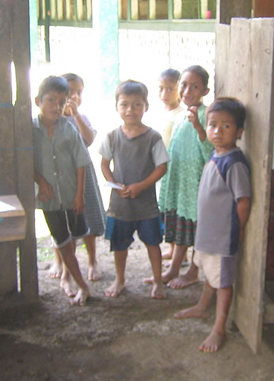 Children in Guatemala