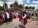 Semana Santa Mexico - Christ with Cross
