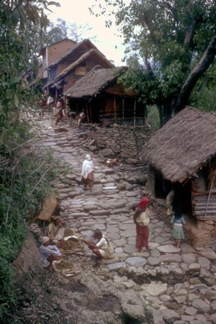 Travel to the Pokhara Valley, Nepal