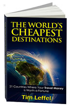 World Cheapest Destinations book