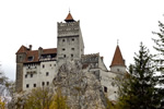 Tour Bran Castle in Transylvania