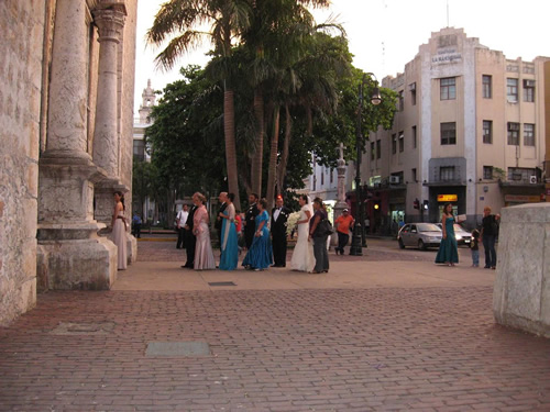 Wedding in Merida, Mexico