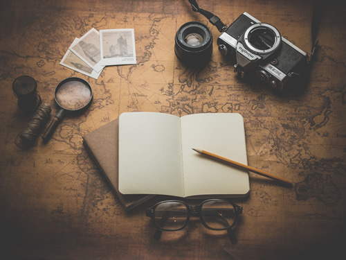 Freelance travel writing