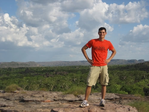 Matt Kepnes (a.k.a. Nomadic Matt) on Travel Blogging