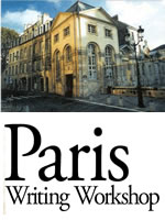 Paris Travel Writing Workshop