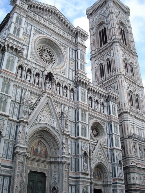 Au pair in Florence