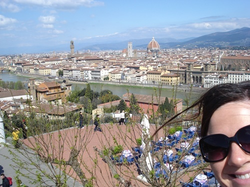 Au pair in Florence, Italy
