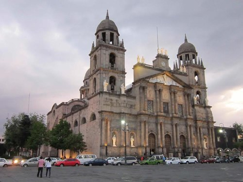 Mexico City Cathedral.