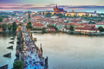 Prague working as an expat