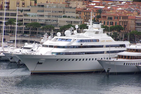 Superyacht jobs are available
