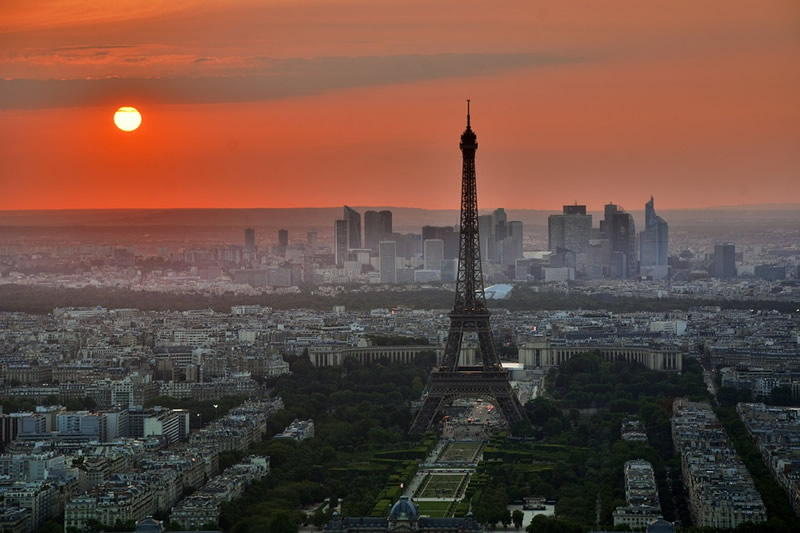 Starting a Business in Europe - Paris, France