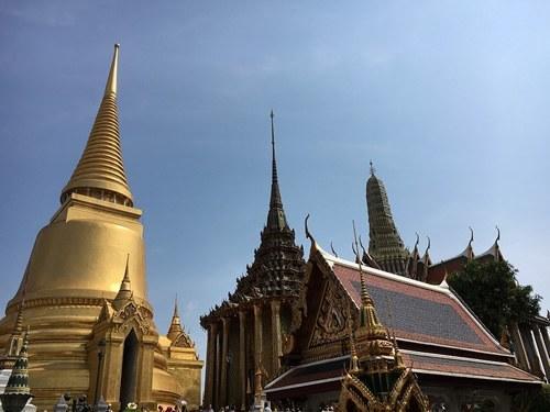 Teaching English in Bangkok