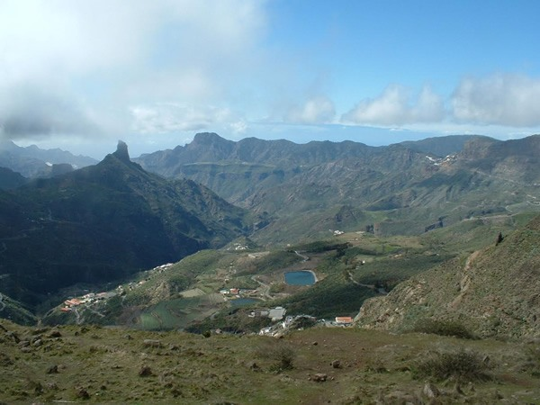 The Canary islands boast a rugged mountain interior