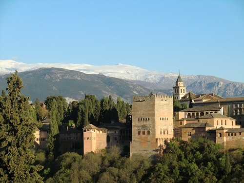 Teach in Alhambra, Granada, Spain