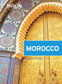 Moon Morocco Book by Lucas Peters