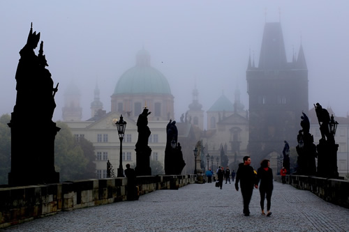 Teach English in Prague, Czech Republic