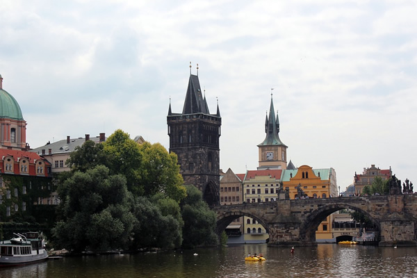 Teach English in beautiful Prague.