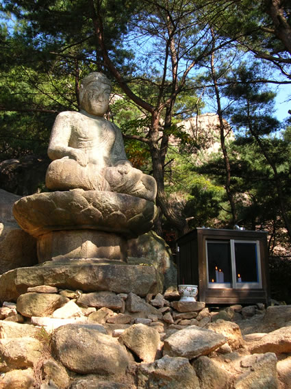 South Korea Buddha