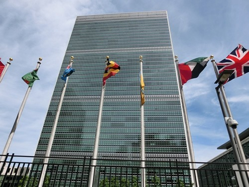 Internships worldwide and United Nations