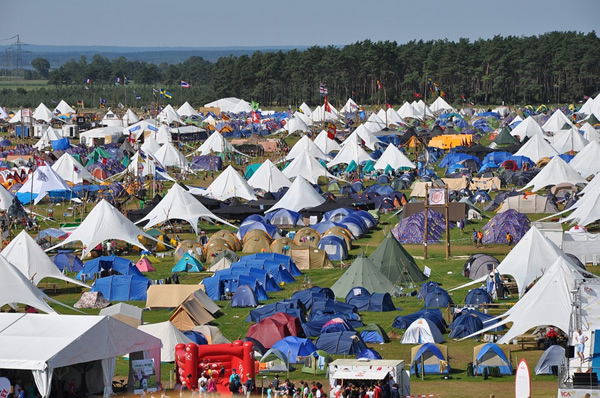 & Campsite Jobs Abroad