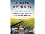 Nicholas Kristof A Path Appears