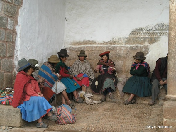 Latin American indigenous people