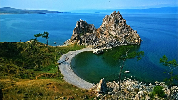 You can find volunteer work in Lake Baikal, Russia in conservation