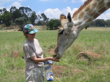 Volunteering with Animals Abroad