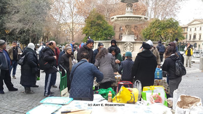 Volunteer in Rome with Romaltruista