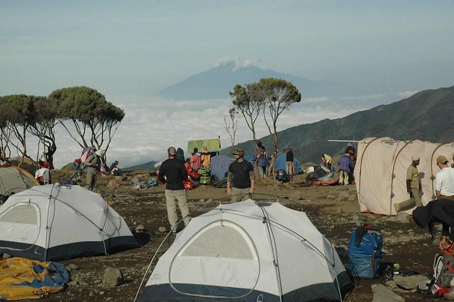 C&ing in Tanzania Africa & How to Take a Camping Safari in Tanzania Africa
