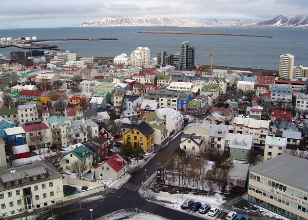 Cheap Hotels In Downtown Reykjavik