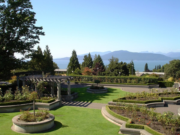 University in British Columbia in Vancouver, Canada