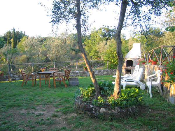 Agriturismo in Murlo, near Siena in Italy