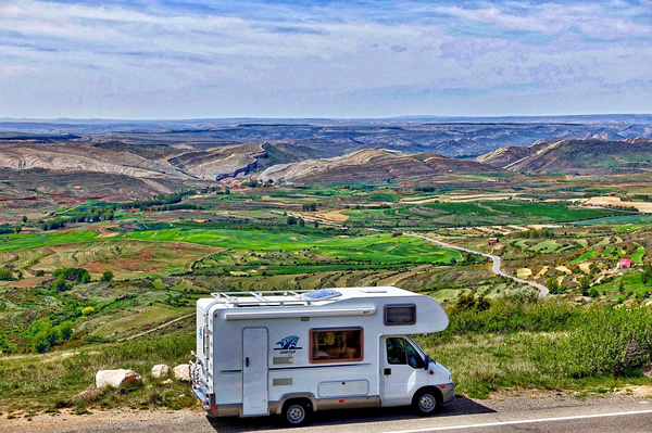 Renting a Motorhome to Travel through Europe
