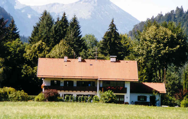 Home Exchange in Bavaria