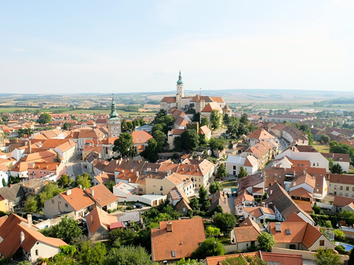 Village in Moravia, Czech Republic